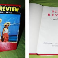 FILM REVIEW 1949-50 by F. Maurice Speed (1949) - Carte de colectie, pentru cinefili, limba engleza - Film Colectie, Alte tipuri suport, Altele
