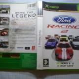 Joc XBox classic - Ford Racing 2 - (GameLand - sute de jocuri) - Jocuri Xbox, Curse auto-moto, 3+, Multiplayer