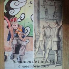 Carte Istoria artei - ARTMARK, SESIUNEA DE LICITATII 6 NOIEMBRIE 2013