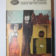 OPERA DE TREI PARALE-BERTOLT BRECHT 1967 - Carte Cinematografie