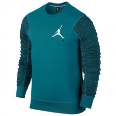 Hanorac Jordan Ele Sleeve Fleece Crew | Produs 100% original | Livrare cca 10 zile lucratoare | Aducem pe comanda orice produs din SUA - Hanorac barbati