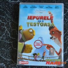 Iepurele si testoasa - dvd desene animate - Film animatie Altele, Romana