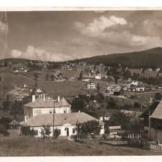 CPI (B4758) PREDEAL. CIRCULATA, 18.09.1937, INTERBELICA - Carte Postala Muntenia dupa 1918, Fotografie