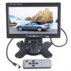Televizor LCD, Sub 19 inchi - Monitor display masina 7