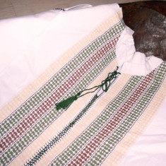 Camasa barbati, XXL, Verde - Camasa cu tunica
