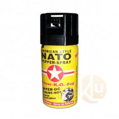 Spray paralizant Nato Original cu piper American Style