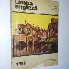 Manual Engleza, clasa a VIII- a, 1974 - Curs Limba Engleza