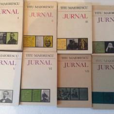 Biografie - TITU MAIORESCU JURNAL VOL 1-9