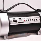 Lanterna cu radio si Mp3
