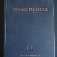 E. ABUREL - GINECOLOGIA * 1959 - Carte Obstretica Ginecologie