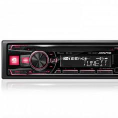 Radio CD Auto Alpine CDE-183BT - CD Player MP3 auto
