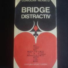 CORIOLAN NEAMTU - BRIDGE DISTRACTIV - Carte Hobby Sport