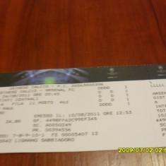 Bilet Udinese - Arsenal - Bilet meci
