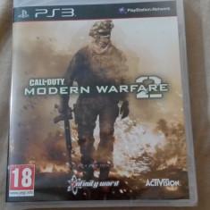 Jocuri PS3 Activision, Shooting, 18+, Single player - Joc Call of Duty Modern Warfare 2, PS3, original si sigilat 49.99 lei!