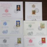 Lichtenstein - imprimate speciale - aniversari - stampile speciale (1)