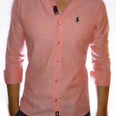 Camasa barbati - Camasa Polo by Ralph Lauren - camasa roz - camasa slim - CALITATE GARANTATA