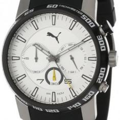 PUMA Men's PU103051001 Essence Chronograph | 100% original, import SUA, 10 zile lucratoare a12107 - Ceas barbatesc Puma, Quartz