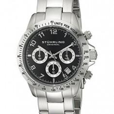 Stuhrling Original Men's 665B 01 | 100% original, import SUA, 10 zile lucratoare a12107 - Ceas barbatesc Stuhrling, Quartz