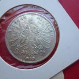 2 COROANE 1912 ARGINT, Europa