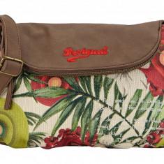 Geanta Desigual Soho Hawaiana | 100% original, import SUA, 10 zile lucratoare z12107 - Geanta Dama
