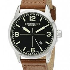 Stuhrling Original Men's 449 331E1 | 100% original, import SUA, 10 zile lucratoare a12107 - Ceas barbatesc Stuhrling, Quartz