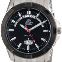 Orient Men's FEV0R001B0 Independence Wide | 100% original, import SUA, 10 zile lucratoare a32207 - Ceas barbatesc