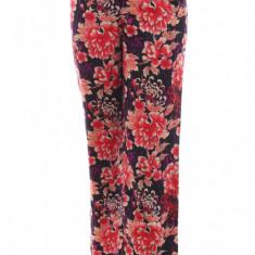 Pantaloni de dama H&M - Pantaloni dama H&m, Marime: XS, Culoare: Rosu, Lungi