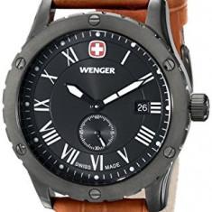 Wenger Men's 71000 Amazon-Exclusive Grenadier | 100% original, import SUA, 10 zile lucratoare a22207 - Ceas barbatesc