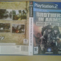 Jocuri PS2, Shooting, 16+, Multiplayer - Brothers in arms - Road to hill 30 - JOC PS2 Playstation ( GameLand )