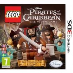 Jocuri Nintendo 3DS - Joc consola Buena Vista LEGO Pirates of the Caribbean pentru 3DS