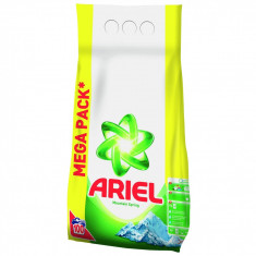 ARIEL Mountain Spring, detergent automat, 10kg