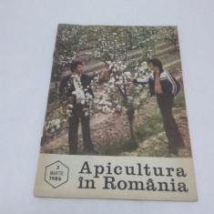 Revista/Ziar - REVISTA APICULTURA ÎN ROMÂNIA NR.3- MARTIE 1986