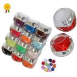 Kit gel UV manichiura unghii false modele 12 geluri colorate Set geluri lampa - Gel unghii