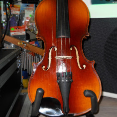 Vioara Antonius Stradivarius Cremonensis 1713-made in Czechoslovakia