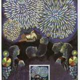 1413 - Lichtenstein 1981 - carte maxima
