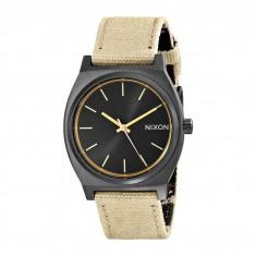 Ceas Nixon The Time Teller - The Brass Tacks Collection | 100% original, import SUA, 10 zile lucratoare - Ceas barbatesc Timex, Quartz