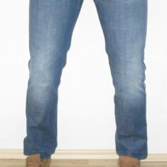 Blugi barbati, Lungi, Drepti, Normal - Blugi Originali ARMANI Jeans W 32 L 32 Clasici ( Talie 81 / Lungime 106 )