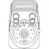 Radiator auto ulei - Radiator ulei ulei motor VW PASSAT Variant 3C5 PRODUCATOR TOPRAN 112 203