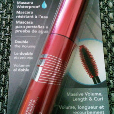 Nou, Rimel Revlon mascara, made in USA, rezistent la apa - 20Ron!, Negru