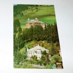 Suceava, Vatra Dornei, cabana Runc - 1970 - necirculata - 2+1 gratis - RBK8618 - Carte Postala Bucovina dupa 1918, Fotografie