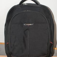 Rucsac business Samsonite PRO-DLX 3 - Geanta laptop Samsonite, 16 inch, Nailon, Negru