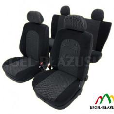 Husa Auto - Set huse scaune auto Atlantic pentru Vw Golf 2, Golf 3 Golf 4, Golf 5, Golf Plus - SHSA2138