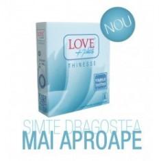 Prezervative Love Plus Thinesse 3 buc