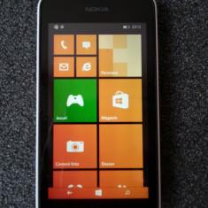 Nokia lumia 530 - Telefon Nokia, Alb, Orange, Single SIM