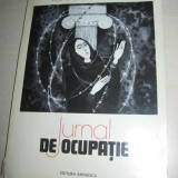 IOANNA TSATSOS - JURNAL DE OCUPATIE // DEDICATIE SI SEMNATURA