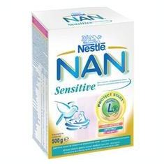 Lapte Praf Nan Sensitive Nestle 500gr Cod: 7613033067488