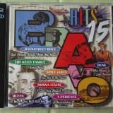 BRAVO HITS 15 (1996) - 2 C D Original