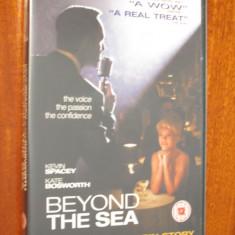 BEYOND THE SEA - film DVD - cu KEVIN SPACEY si KATE BOSWORTH (original din Anglia, in stare impecabila!!!) - Film Colectie, Engleza