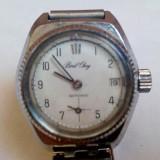 Ceas dama, Diametru carcasa: 25 - Ceas de dama Breil Okay Antichoc 17 rubini