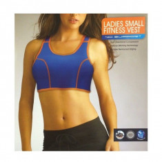 Echipament Fitness, Corset - Bustiera fitness din neopren YC-6054